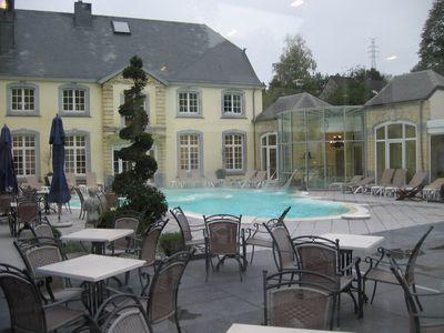 Kasteel Chateau Des Thermes