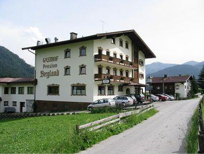 Hotel Bergland Oberau