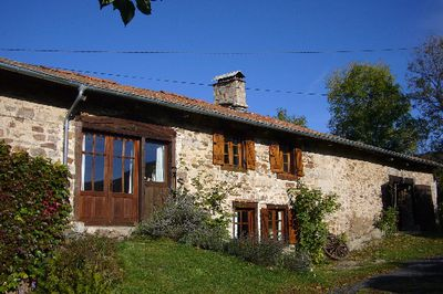 Vakantiehuis Maison du Cheix