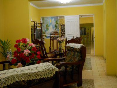 Bed and Breakfast Casa Jorge Mendez Trinidad