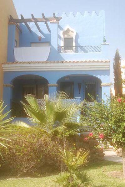 Vakantiehuis La Casa Azul