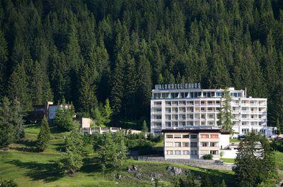 Hotel Wald Davos