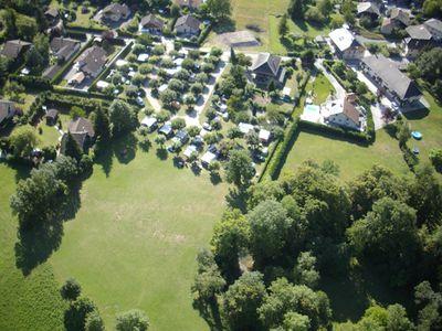 Camping Le Simon de Verthier