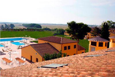 Vakantiehuis Poggio all'Agnello