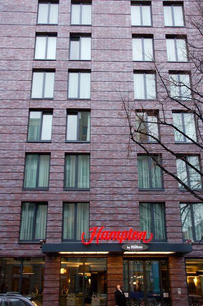 Hotel Hampton by Hilton Berlin City West