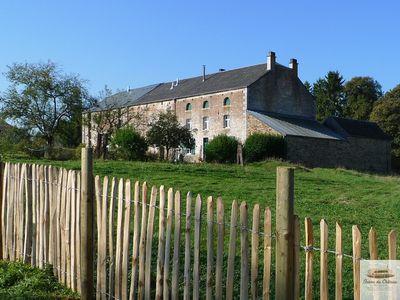 Vakantiehuis Groepsaccomm. Ferme du Chateau (Malvoisin)