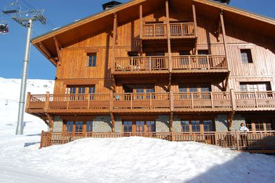 Appartement Les Chalets Du Soleil