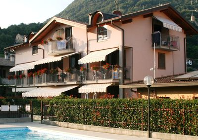 Appartement Residence Domaso