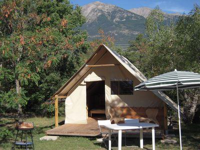 Camping Sites et Paysages Le Petit Liou