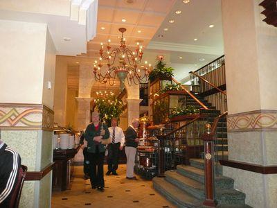 Hotel Fairmont Queen Elisabeth