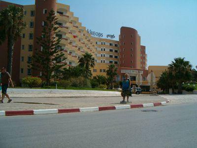 Hotel Kheops
