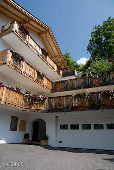 Appartement Villa Hubertus