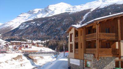 Appartement Les Balcons de Val Cenis Village