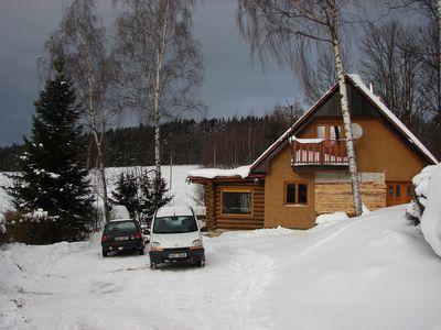 Vakantiehuis Chata-v Podkrkonosi
