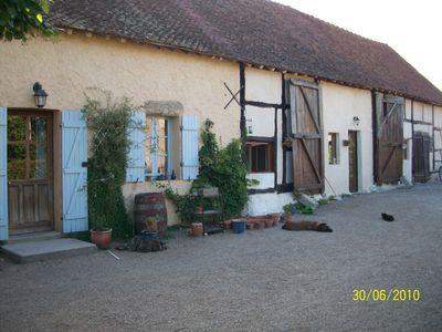Vakantiehuis Gite Le Bontemps