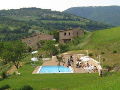 Vakantiehuis Casale Carocci