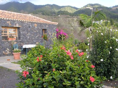 Vakantiehuis Casa Las Pareditas