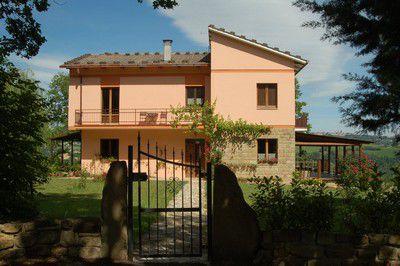 Villa Ti Amo & Minicamping Le Marche