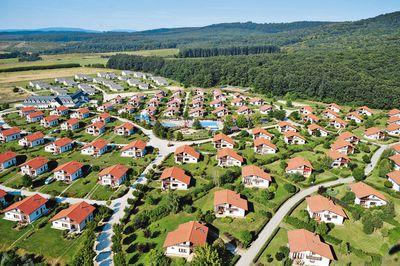 Vakantiepark Villapark Vargesztes