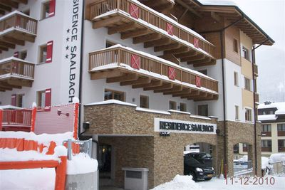 Appartement Residence Saalbach