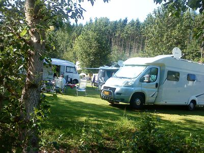 Camping Vallée du Traspy