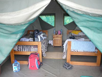 Camping Amatigulu KZN Parks