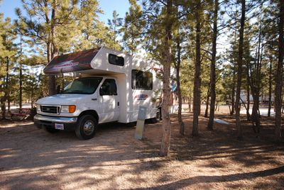 Camping Ruby's Inn RV Park & Campground