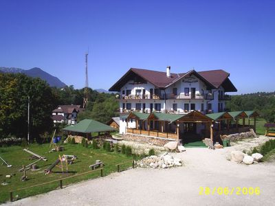 Hotel Pensiunea Katharina Bran
