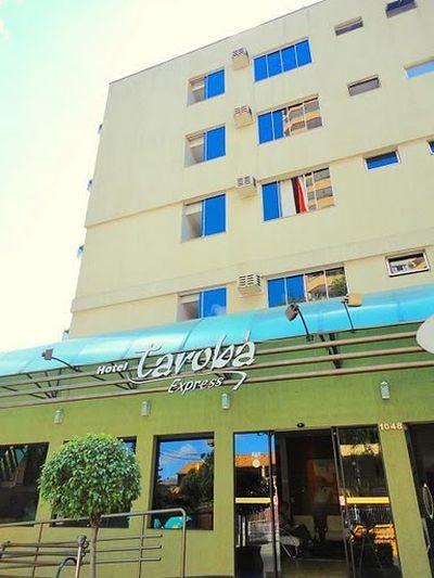 Hotel Tarobá Express