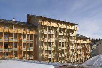 Appartement Résidence le Pic de l'Ours