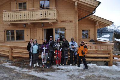 Chalet Duxer Lodge