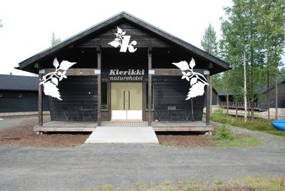 Hotel Kierikki Naturehotel (in Yli-li)