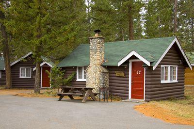Bungalow Pine Bungalows Cabins