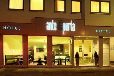 Hotel ante porta - Das Stadthotel
