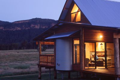 Chalet Woolshed Cabins