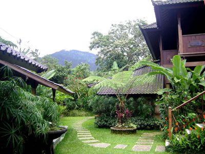 Bungalow Guesthouse Bali Mountain Retreat