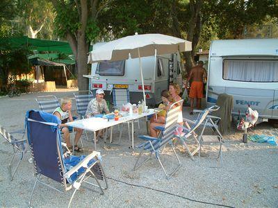 Camping Akrata Beach