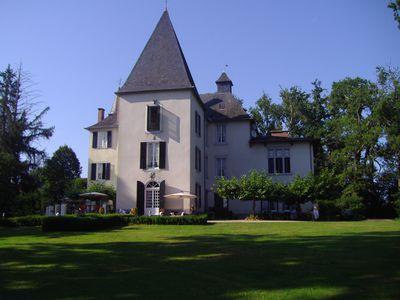 Kasteel Chateau de la Fragne