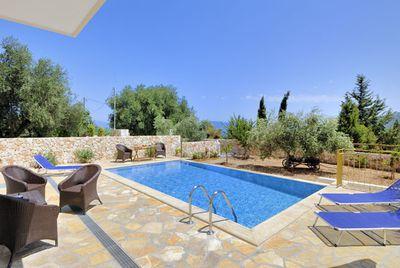 Appartement Villa Pinelopi (in Karavomilos)
