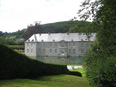 Vakantiehuis Le Moulin d'Annevoie