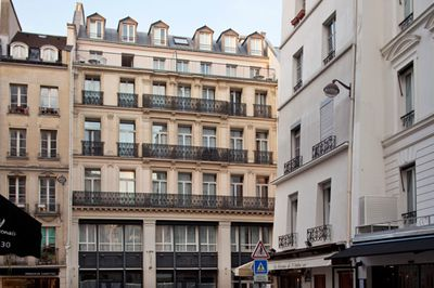 Appartement Hapimag Stadtresidenz Paris