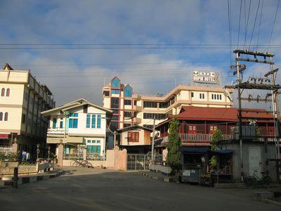 Hotel Hupin Nyaung Shwe