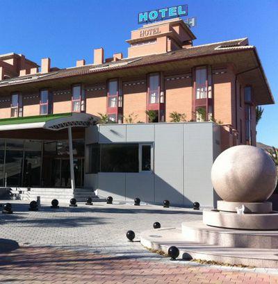 Hotel Sercotel Jardines Lorca