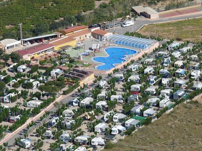 Camping Los Madriles