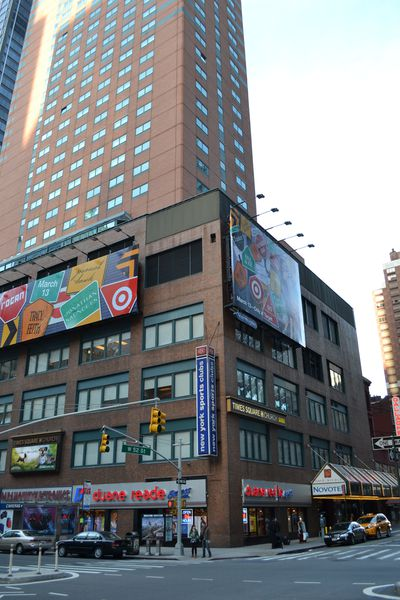 Hotel Novotel New York Times Square