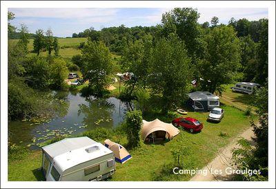 Camping Les Graulges