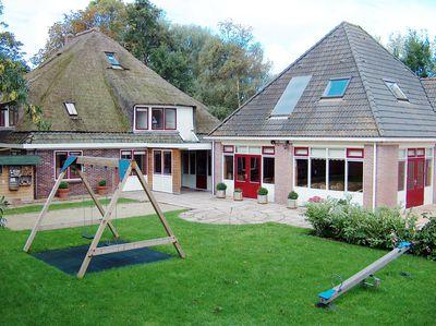 Vakantiehuis Groepsacc. Rebosch