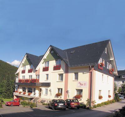 Hotel Göbels Gästehaus Am Park