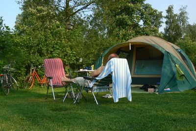 Camping Natuurkampeerterrein De Slangenborg