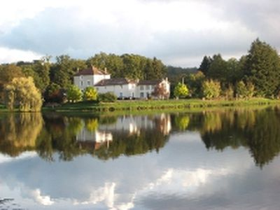 Vakantiehuis Moulin de Boischenu